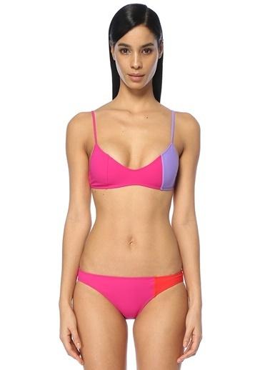 Araks Destekli Bikini Üstü Renkli